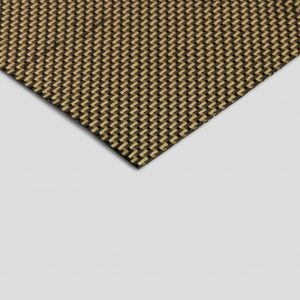 Carbon/Polyaramid Fabric