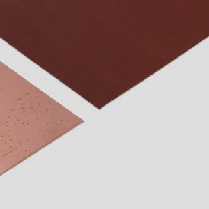 Polyester Laminate copper backing