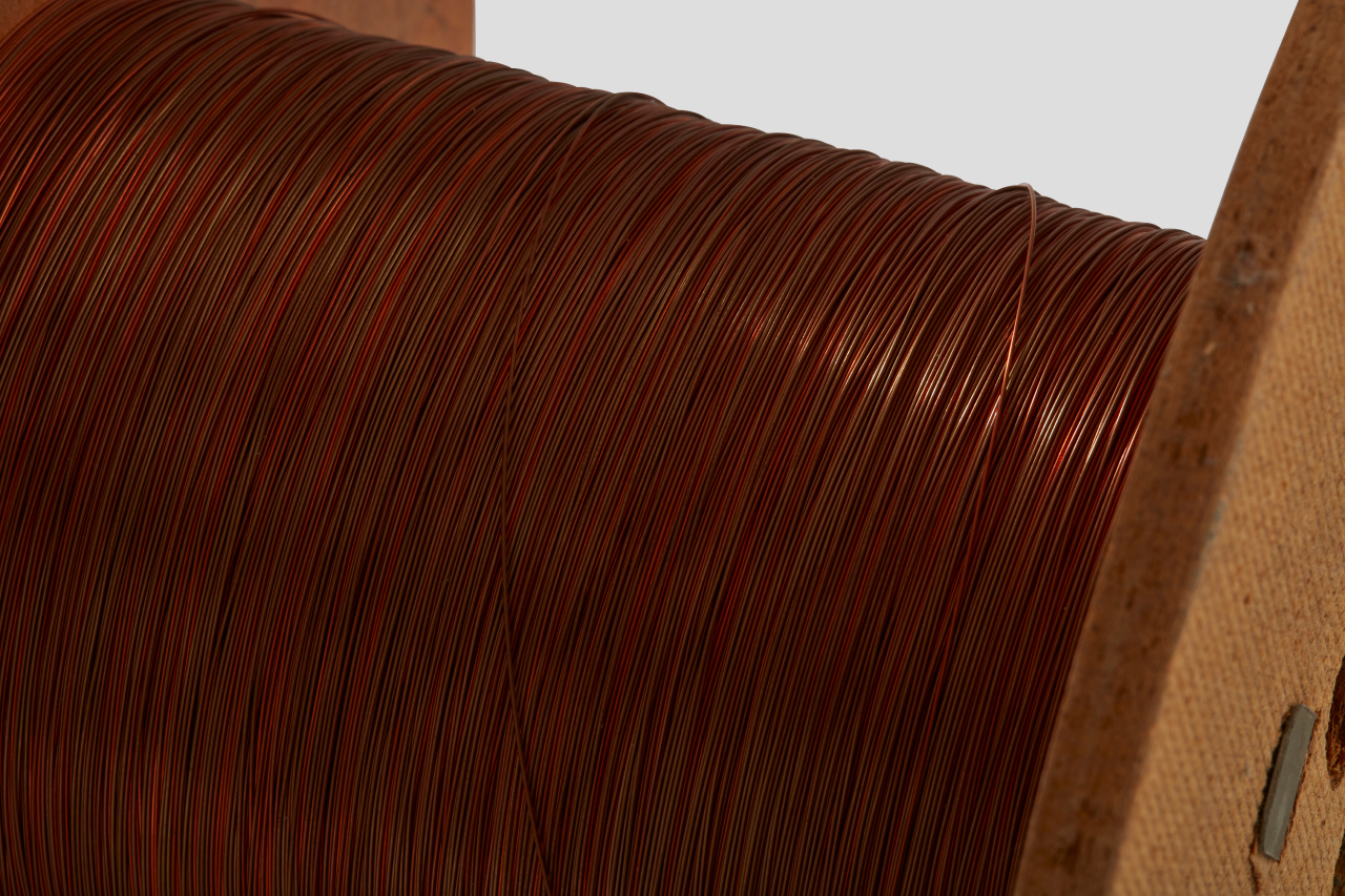 magnetic copper